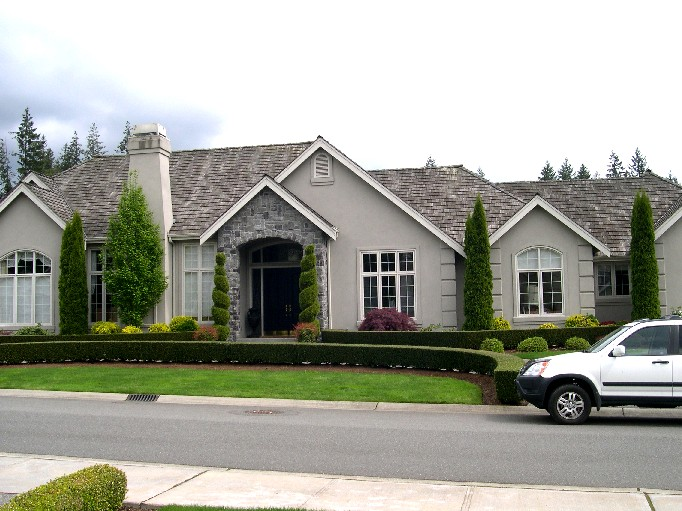 Luxyry Residential House Painting, Sammamish House ...