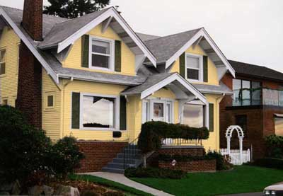 interior and Exterior home paint